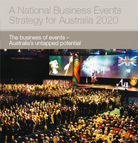 National Business Events Strategy for Australia 2020